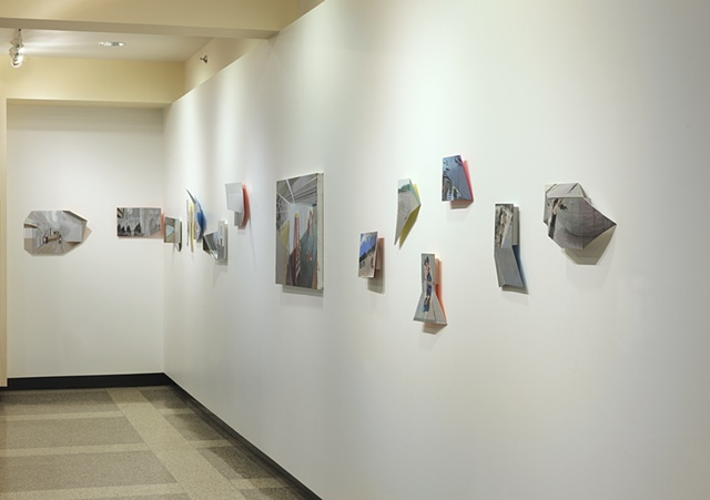 Babson College, Hollister Gallery, November 2010 - January 2011