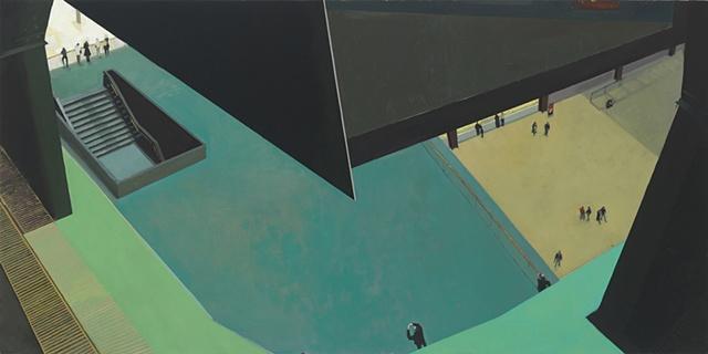 Tate Modern Rachel Whiteread Embankment