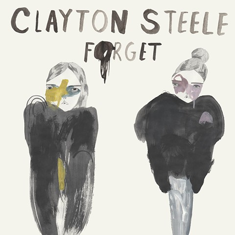 clayton steele EP cover
