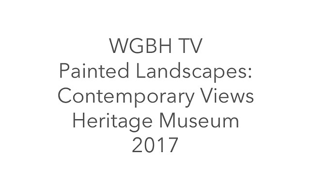Review for Painted Landscapes, Heritage Museum