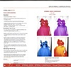 Macy's Corporate Marketing,  Corporate Communications: Welcome Back Color Campaign, National Style Guide, Prop Direction Page