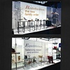 George Little Management: Fixtures Sourced from ALU for Accent On Design Exhibit, NY Gift Fair