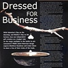 """George Little Management: Press Coverage, Article """"Dressed for Business"""", Progressive Home and Decor Magazine in partnership with the New York International Gift Fair"""