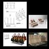 Macy's Corporate Marketing: B. Makowski Handbag Fixture Design