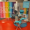Macy's Corporate Marketing: Welcome Back Color Campaign, Showroom Proposal, Men's Monochromatic Blue Presentation