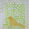 Bird in Foam