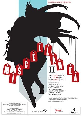 Miscellanea 2 poster