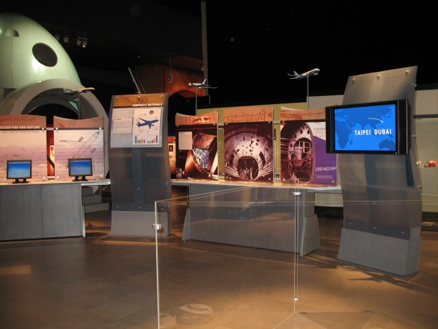 Boeing daVinci Exhibit - View 2