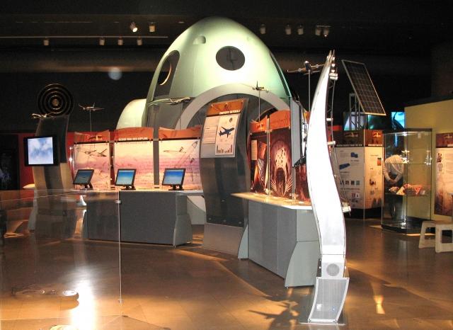 Boeing daVinci Exhibit - View 3