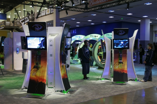 World Cybergames - Seattle Halo Kiosks