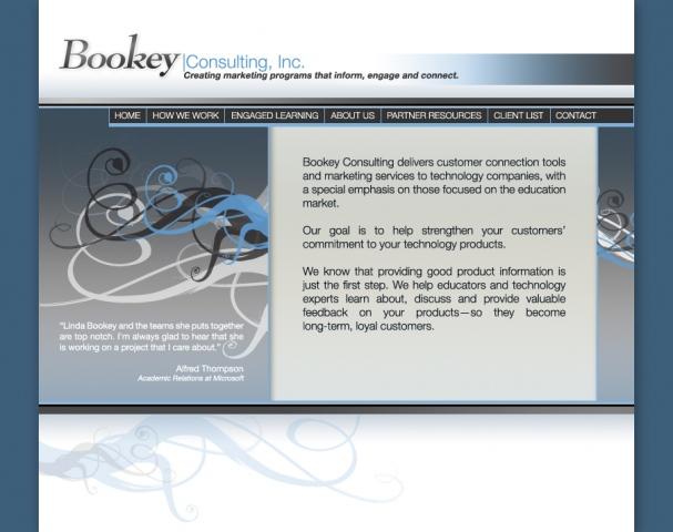Bookey Consulting - Comp