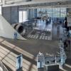 Future of Flight Museum - Overall floor