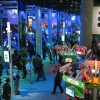 XBOX @ E3 - 2nd Floor View : Game Stations and Louvers