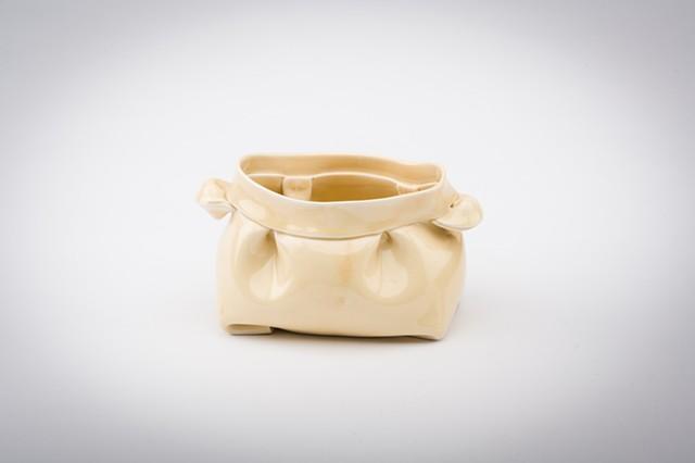 Small Folded Pot