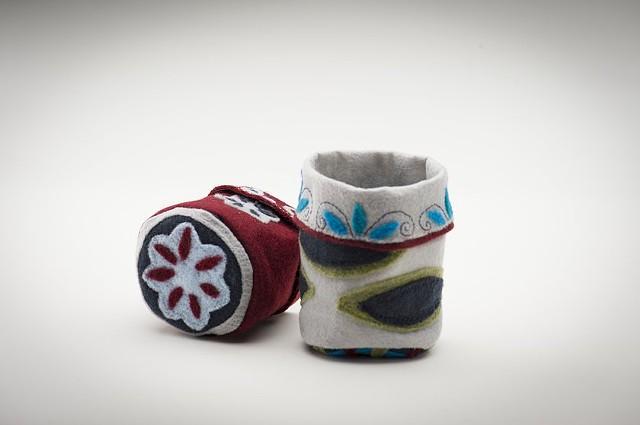 ceramic porcelain slab handbuilt pottery clay botkins felt