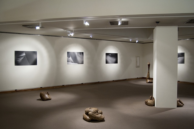 Objects (Installation view)