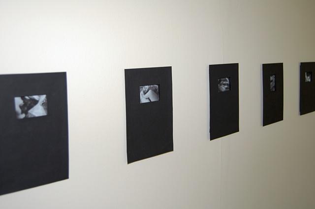 Untitled (Installation view)