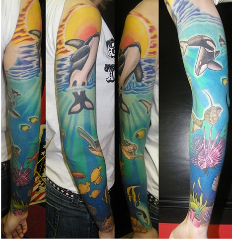 Mindy sleeve
