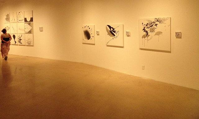 Inner Voice  Exhibition at AKA, Saskatoon, SK