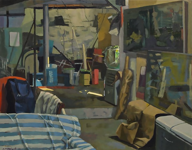 basement Series: Stripes
