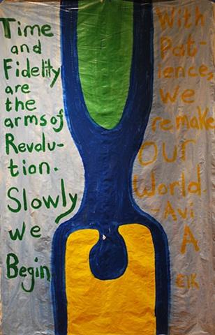 Pat R painted by ELK