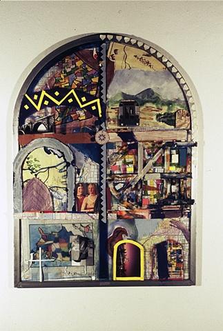 window bus maps arch