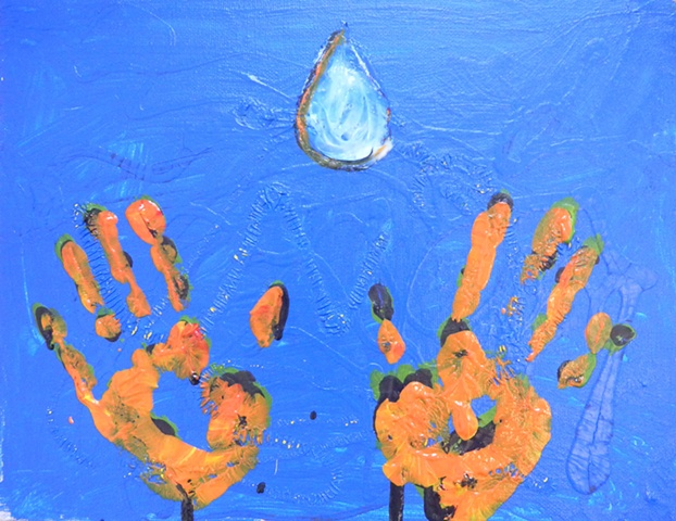 passover haggadah handwashing