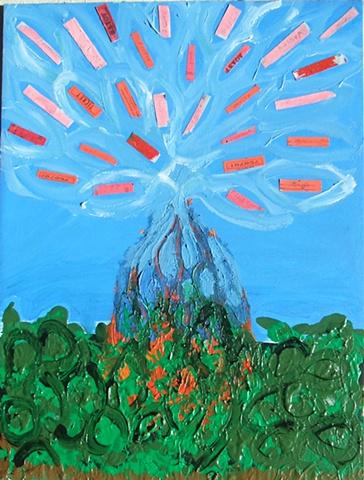 burning chametz passover haggadah