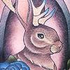 Jackalope by Kitty Dearest.