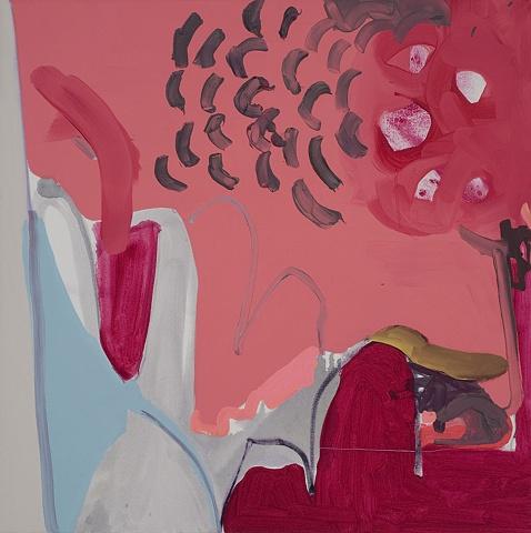 Jabuka Mirana Zuger Abstract Painting Abstraction