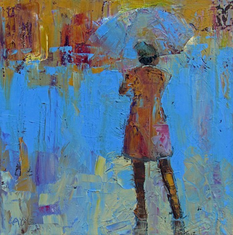 Blue Rain (available at Edward Montgomery Fine Art)