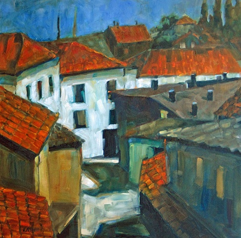 The Street Below (SOLD)