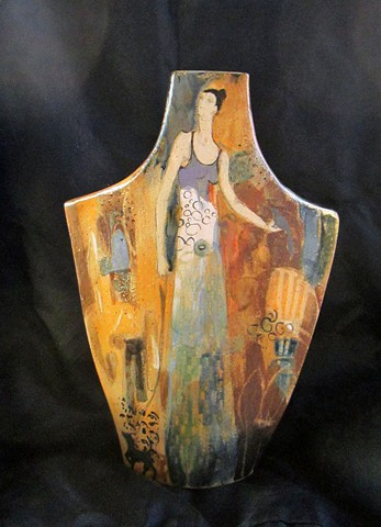 Standing Tall (side 2) (SOLD)