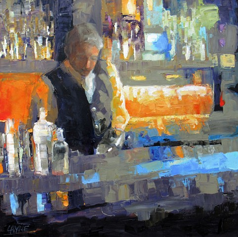 Mixing It Up (available at Edward Montgomery Fine Art)