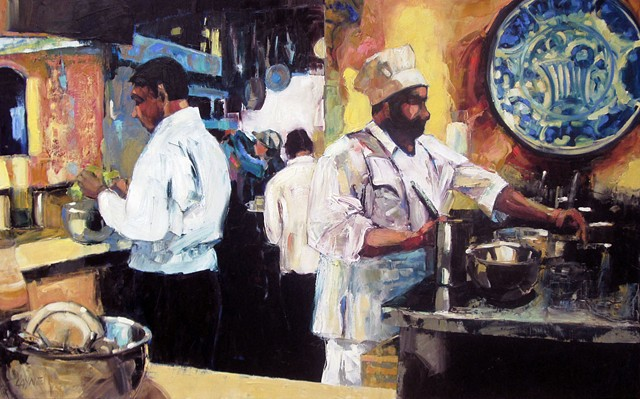 The Chef's Domain (SOLD)