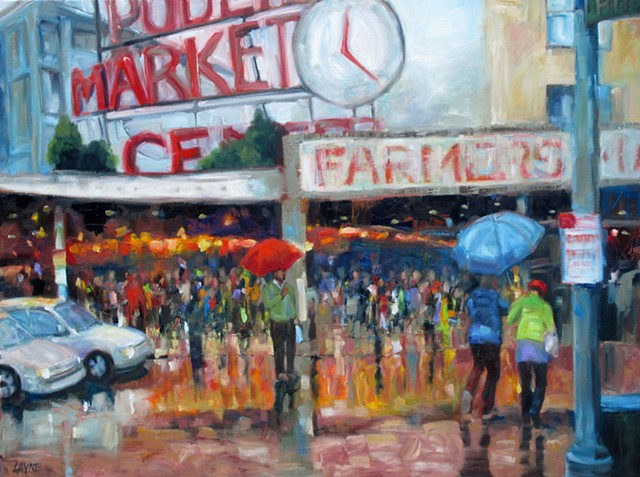 Destination: Pike Place (Sold)