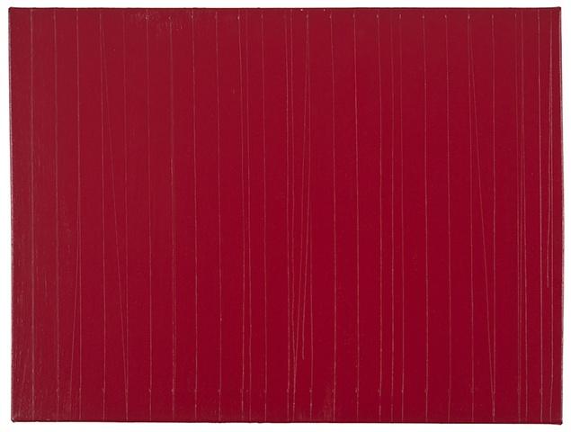 Red Stillness #1