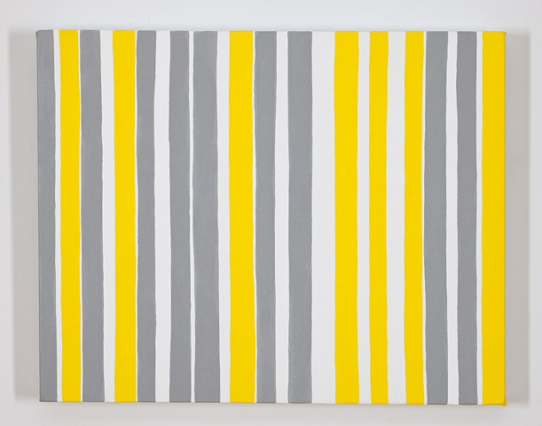 Permutations in Gray, Yellow, and White #19
