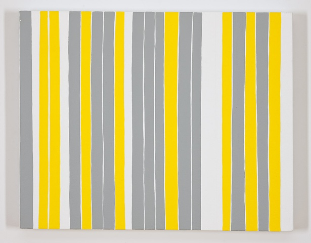 Permutations in Gray, Yellow, and White #4