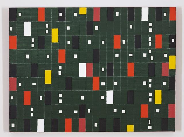 Green Grid Color Study
