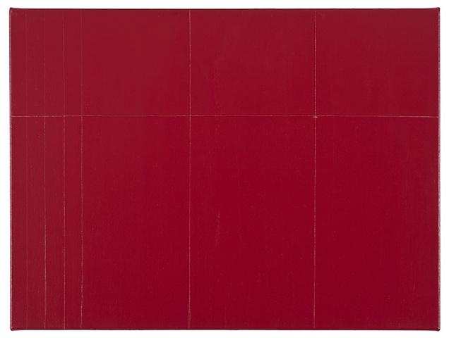 Red Stillness #3