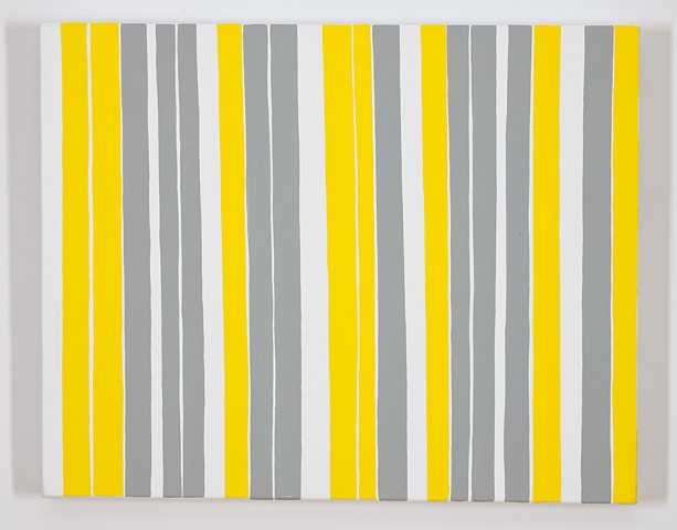 Permutations in Gray, Yellow, and White #13