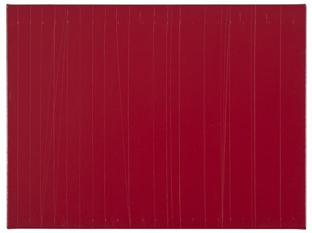 Red Stillness #2