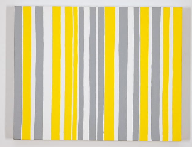 Permutations in Gray, Yellow, and White #11