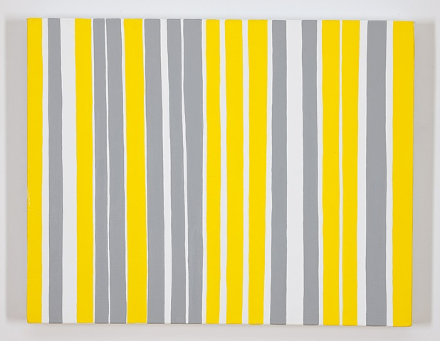 Permutations in Gray, Yellow, and White #15