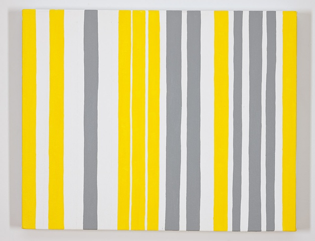 Permutations in Gray, Yellow, and White #8