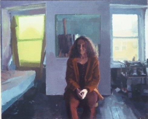 Lisa in Studio