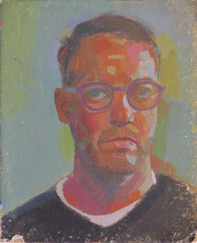 Self Portrait (Ripe and Weathered)