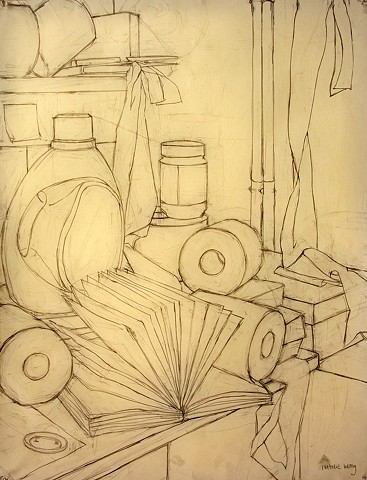 Line Drawing (P.C. with T.P.)