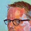 Self Portrait as Mr. F